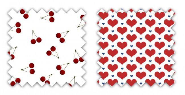 Hjerte og kirsebarstoff