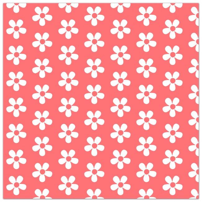 Halvdropp rosa