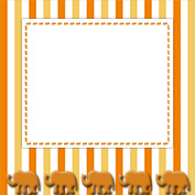 Gule elefanter small