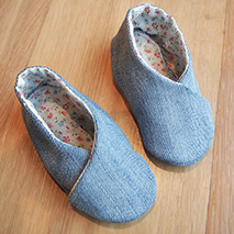 Sy babybooties